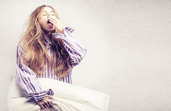 نصائح لتجنب النوم الزائد